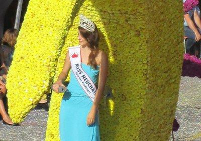 Miss Neuchâtel - Fête des Vendanges 2014