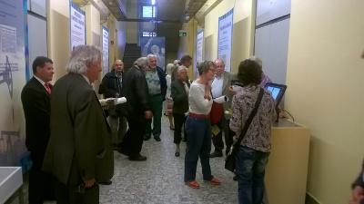 Visite de l'exposition Mossadegh