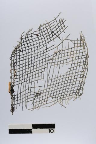 Fragment de tamis