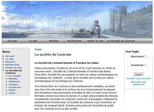 Société du Castrum